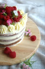 Lemon And Raspberry Layer Cake Scarletscorchdroppers