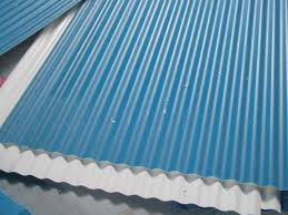 corrugated plastic roofing throughout home depot blue capricornradio decor 19