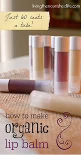 how to make lip balm recipe from livingthenourishedlife com