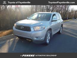 2008 Used Toyota Highlander 4WD 4dr Limited at Honda of ...
