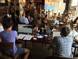 Share Space Whats Going On With All These Restaurant Coworking Spaces
