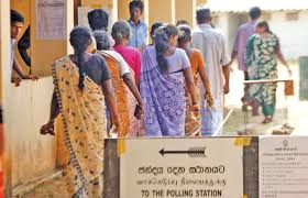 Image result for group voting sri lanka