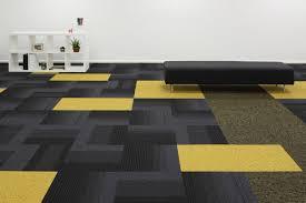 fabulous carpet tiles for your interior floor decor yellow carpet tiles and planks
