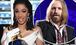 Cardi B Thanks Tom Petty For Flowers Two Years After His Death