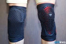 Dainese Trail Skins Knee Guard Size Chart 2017 Dainese Armor Knee Trail Skins2 Vs Trailskins Front