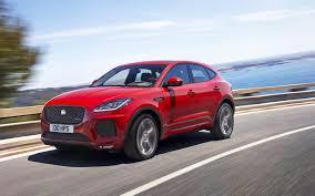 2018 jaguar red. plain 2018 2018 jaguar epace review ratings specs prices and photos  the car  connection inside jaguar red