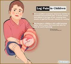 leg pain in children