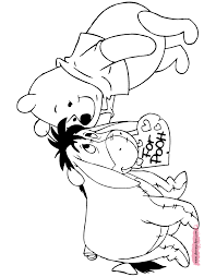 Small Picture Valentines Day Coloring Pages Disney Coloring Book