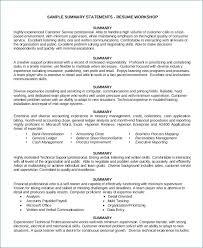 Sample Sales Resume Best Of Customer Service Resumes Pour Eux Com
