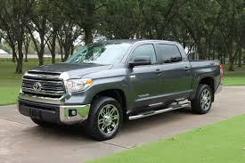 Cool Great 2016 Toyota Tundra SR5 Crew Max 4WD One Owner Perfect ...