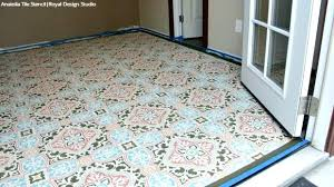 can you tile over painted concrete how to stencil a concrete floor in easy steps painted can you tile over painted concrete painted concrete floors