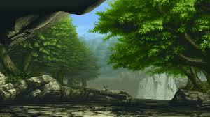 Resultado de imagen de bosques animados