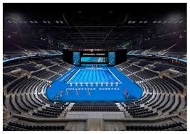 Royal Arena Denmark Seating Chart News Euroswim2017