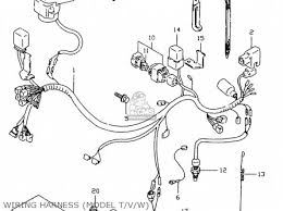 dr350 wiring diagram wiring diagram site harness wiring for dr350se 1996 t order at cmsnl ls650 wiring diagram dr350 wiring diagram