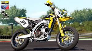 ride 2 yamaha yzf 450 supermoto 2015 competition bikes pack youtube