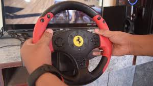 Руль hori racing wheel apex. Thrustmaster Ferrari Red Legend Racing Wheel Review Unboxing Youtube