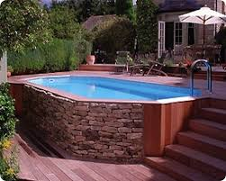 Impressive Above Ground Pools Specialty Pool Products And Simple Design