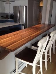 prefinished walnut butcher block countertop