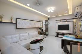 Best Interior Design For 2bhk Flat Mr Sharvans 2bhk Flat At Kamothe By Delecon Design Company