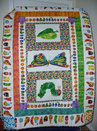 very hungry caterpillar quilt | Hungry caterpillar &  Adamdwight.com