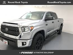 2018 New Toyota Tundra 4WD SR5 CrewMax 5.5' Bed 5.7L at Round Rock ...