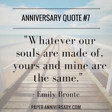 Anniversary Quote Adorable 48 Anniversary Quotes For Her Sweep Her Off Her Feet Paper