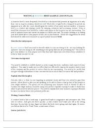 Business Brief Example Creative Brief Sample Ultimate Sampler Cricut Cartridge Erikhays Co