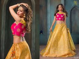 Choli Blouse Design Latest Top 10 Latest Lehenga Blouse Design Patterns Styleofad