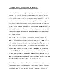 compare essay