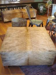 luxury cowhide ottoman square 8 best custom made image on showroom we love thi 36