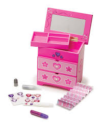 Melissa And Doug Decorate Your Own Jewelry Box Amazon Melissa Doug DecorateYourOwn DoubleDrawer Chest 17