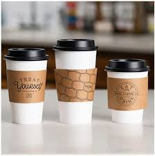 Our art team will work closely with you to ensure your logos and designs are produced to exact specifications. Custom Coffee Cups Sleeves Printed Coffee Sleeves Your Brand Cafe