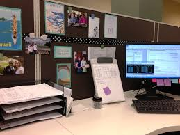 office cubicles should be nicely decorated and attractive. Cubicle Decorating Ideas Accessories Blue Desk Wall Decoration Themes Office Cubicles Should Be Nicely Decorated And Attractive