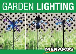 Mushroom Solar Light Menards Liven Up Your Lawn Or Garden With These Patriot Lighting