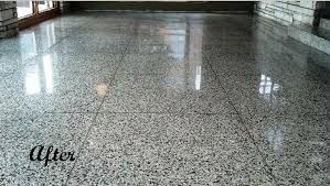 how to clean terrazzo floors tile