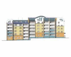 Скачать бесплатно дипломный проект ПГС Диплом № Жилой  Диплом №2064 Жилой 5 6 этажый 30 квартирный дом в г Иваново