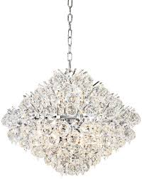 a stunning modern crystal pendant chandelier vienna full large modern chandeliers