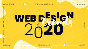 Graphicmama Design Trends 2018 Web Design Trends 2020 High Tech Visually Mind Blowing