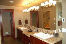double vanity lighting. Bathroom Vanity Lighting Antique White Double Cabinet Ideas Master Bath Vanities Two