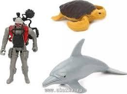 <b>Фигурка Наша игрушка</b> Подводный мир — <b>Игровые</b> наборы и ...