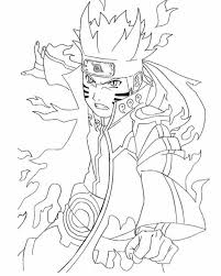 Naruto Coloring Pages Getcoloringpagescom