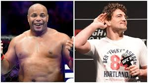 If askren's head woulda snapped back more i think herb woulda called it. Daniel Cormier Says Ben Askren Never Knew How To Fight