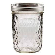 8 ounces Ball Quilted Crystal Jelly Jar | Hobby Lobby | 100969 & 8 ounces Ball Quilted Crystal Jelly Jar Adamdwight.com