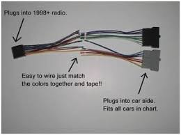 2001 ford f150 stereo wiring diagram prettier ford radio adapter