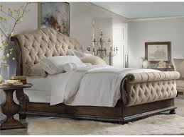 Sleigh Bed Bedroom Furniture Creating A Classical Bedroom Nuance Using Sleigh Bed