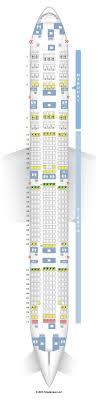 Boeing 777 300er Seating Chart Thai Airways Seatguru Seat Map Philippine Airlines Boeing 777 300er 777