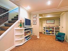 Wonderful Inspired For Basements With Additional Finished Basement Cool Basement Bedroom Ideas
