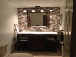 above mirror lighting. Bathroom Lighting Fixtures Over Mirror PCD Homes Bathrooms With Regard To Plan 0 Above
