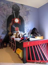 DIY Train Bedroom for Kids  Ideas & Tutorials!