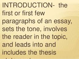 vignette and personal essay edtech 11